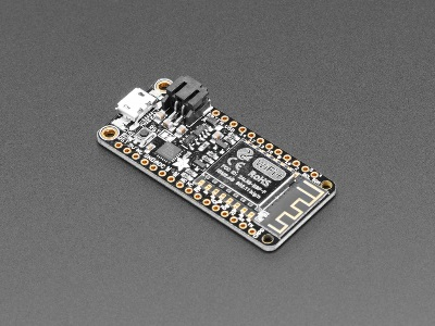 Adafruit Feather HUZZAH with ESP8266